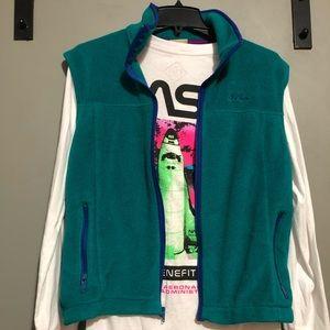 L.L. Bean Vintage 90's Retro Fleece Vest